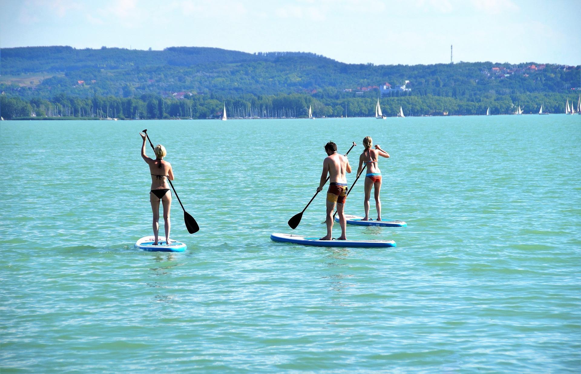 Plattensee: 2021 soll das Jahr des Strandtourismus sein