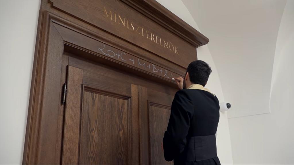Büro von Premierminister Orbán geweiht