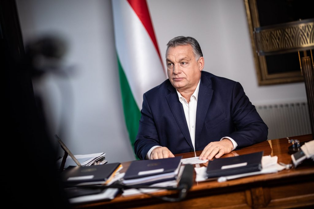 "Orbán im Focus-Interview: ""Brüssel folgt eigener Logik"" post's picture"