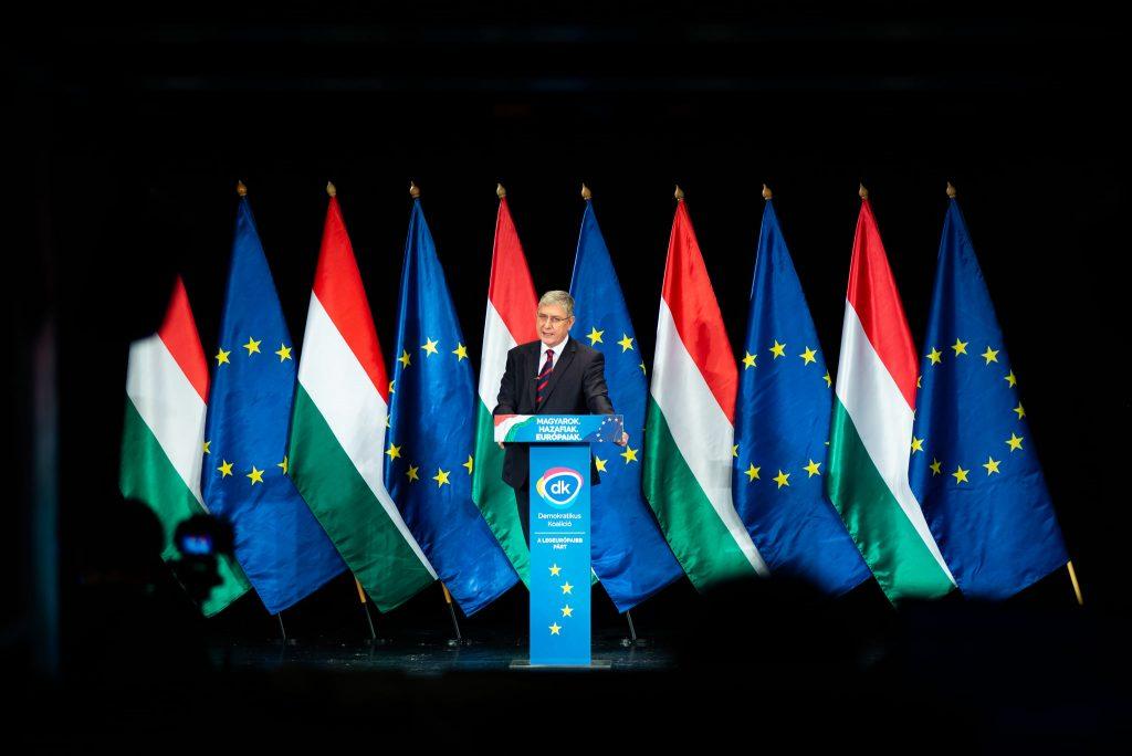 """Gyurcsány: """"Nur eine gemeinsame politische Opposition hat die Chance zu gewinnen"""""""