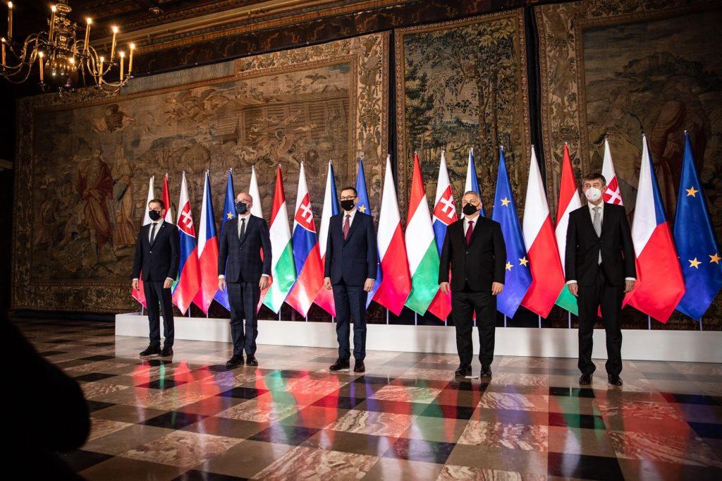 """Orbán: """"Einheit ist Schlüssel zum Erfolg von den Visegrád Staaten"""" post's picture"""