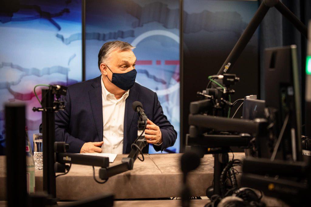 "Orbán: ""Strengere Einreiseregeln sind nötig"""
