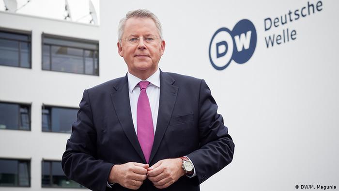 Deutsche Welle soll ungarische Inhalte produzieren