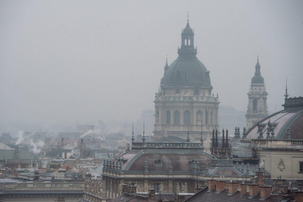 Schlechte Luftqualität plagt Ungarn