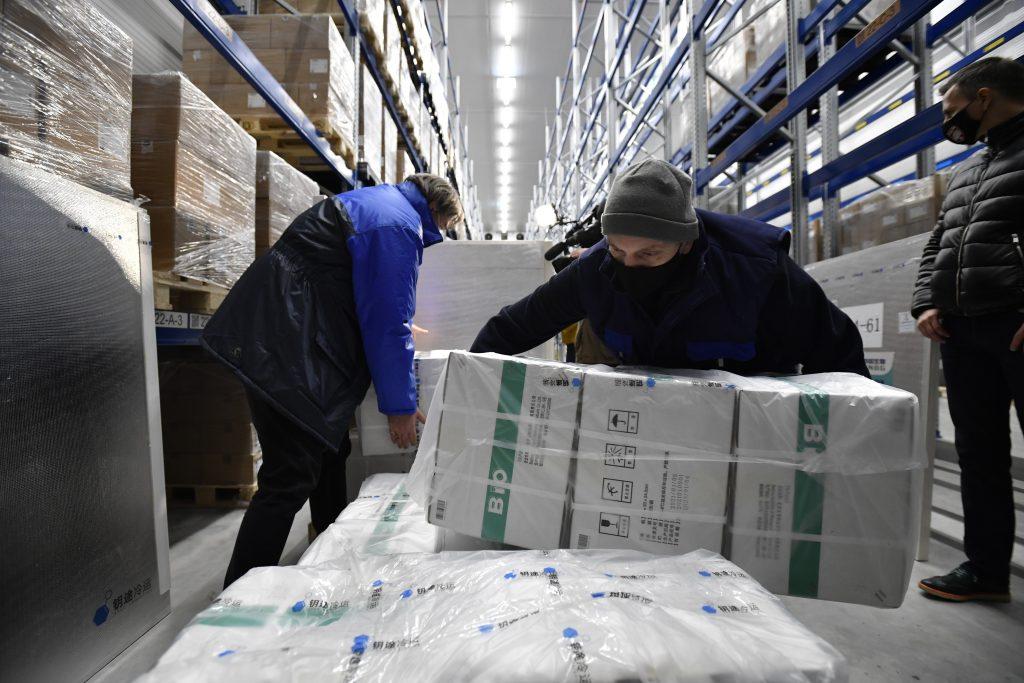 Ungarn erhält weitere 100.000 Dosen Sinopharm Vakzin