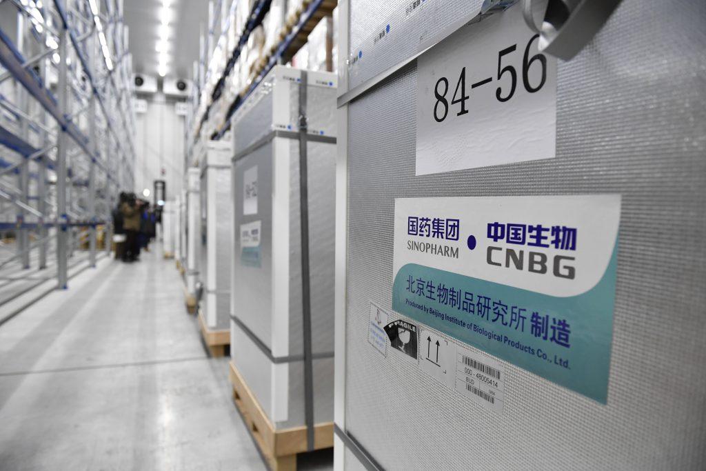 Außenminister: Ungarn sichert sich 1 Mio. chinesische Impfstoffe