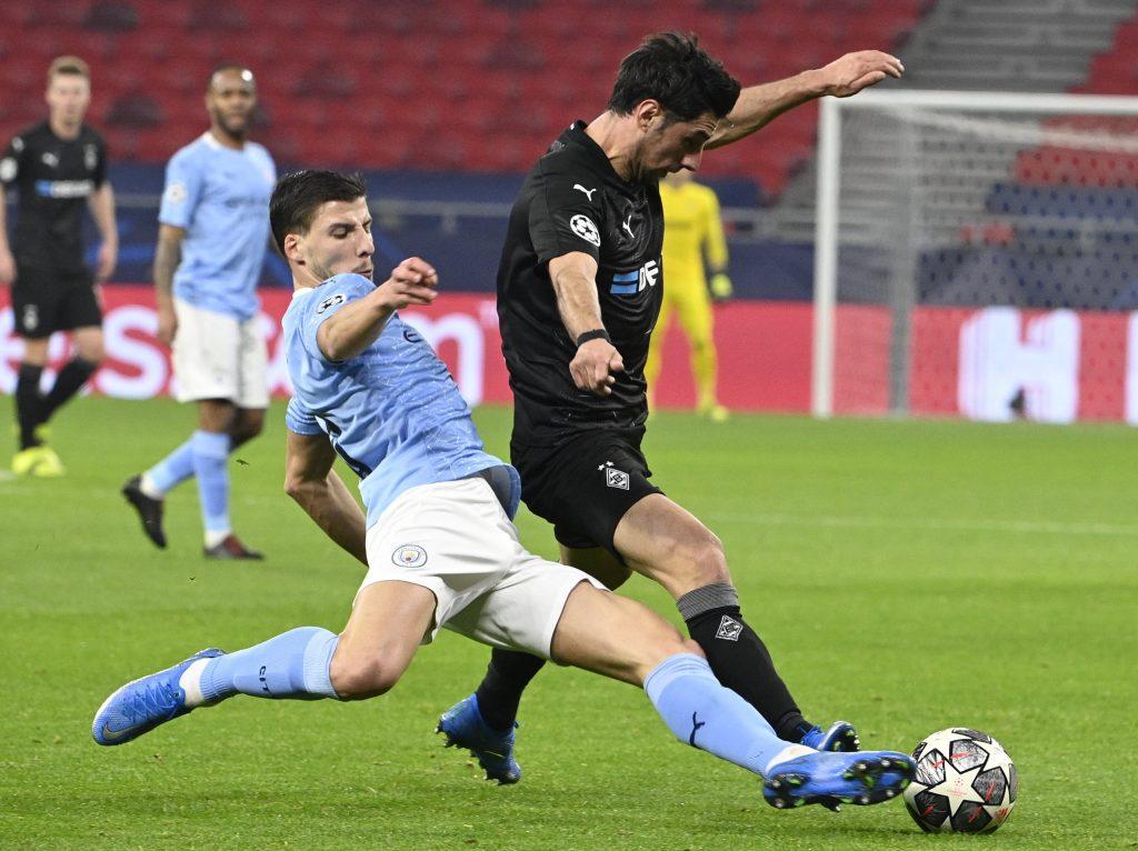 Champions League: Manchester City besiegt Mönchengladbach in Budapest