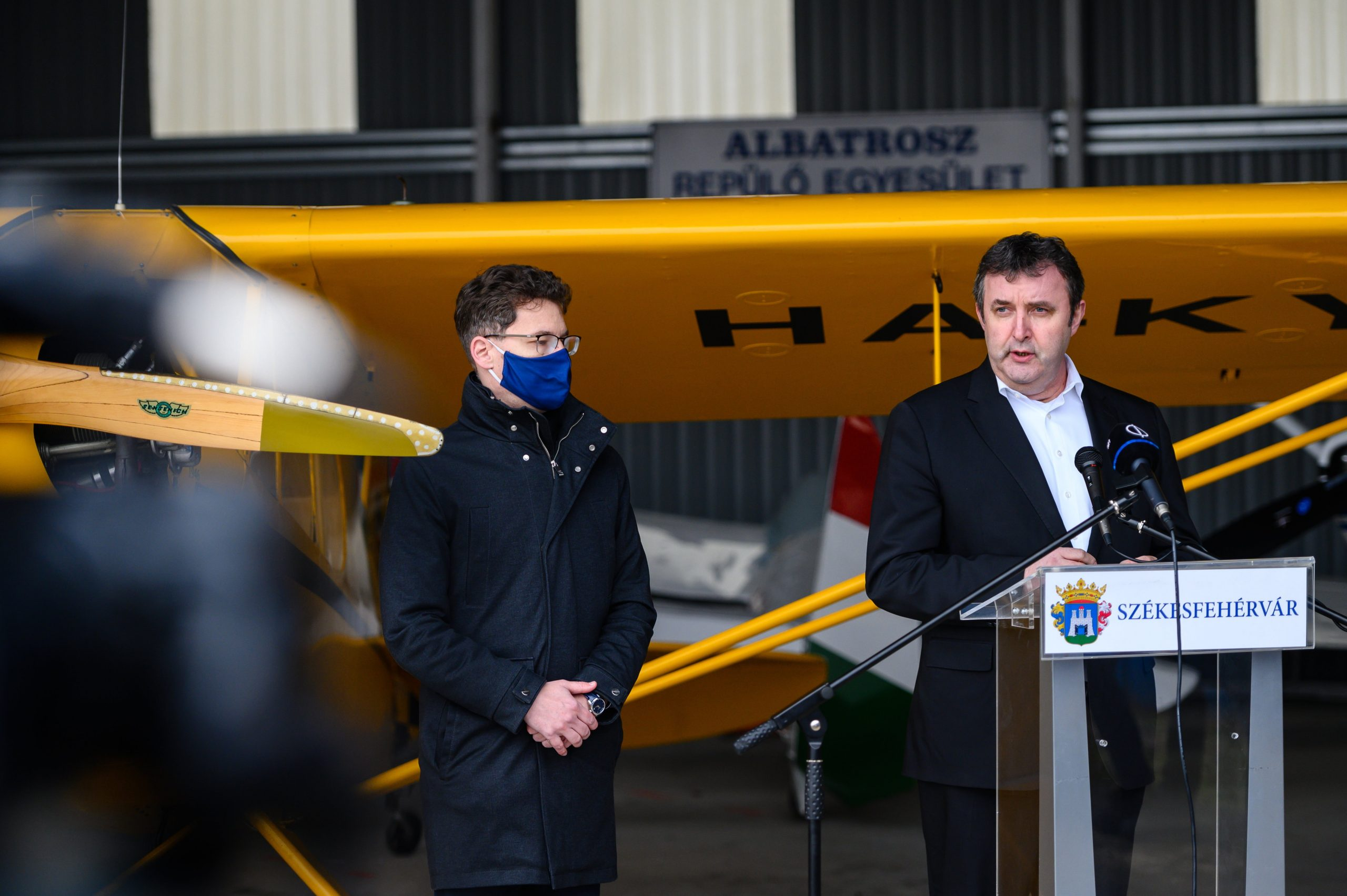 Regierung will Flughafen in Nordwest-Ungarn ausbauen