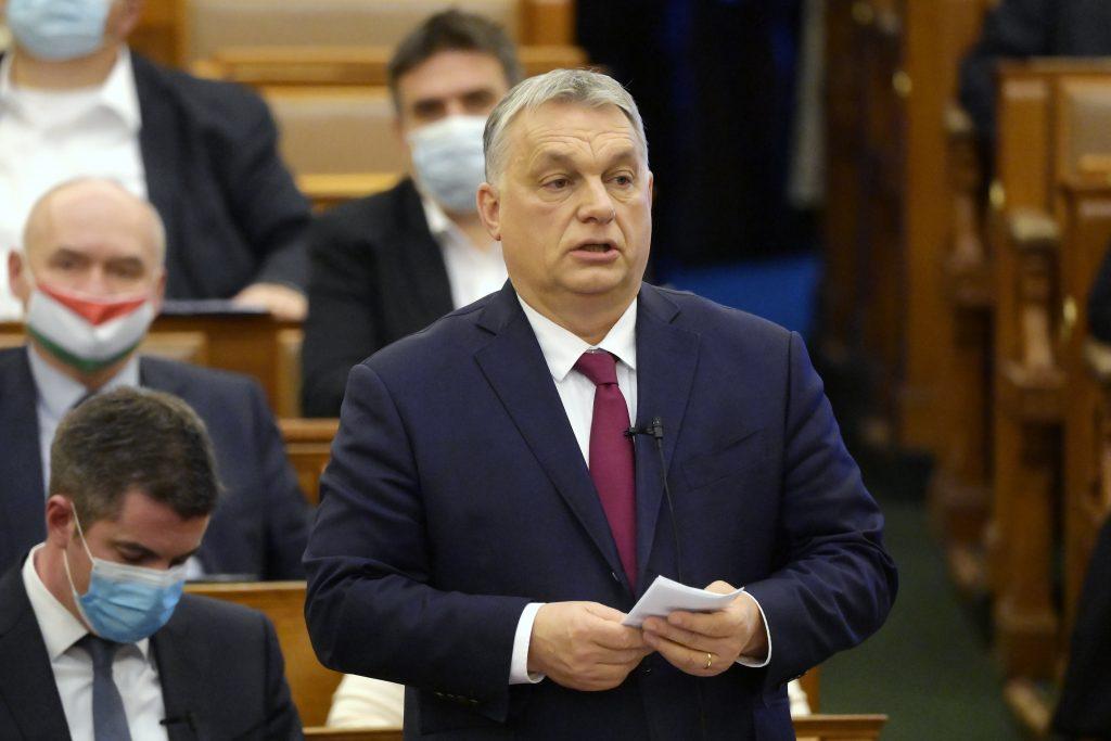 """Orbán über Fall-Petry: """"Ich bewerte Deutschland nicht"""""""