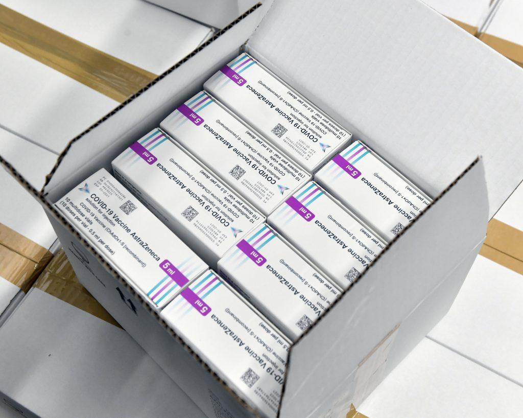 Ungarn verkauft AstraZeneca-Impfungen an Thailand, Vietnam post's picture
