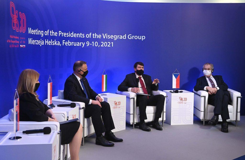 """V4-Außenminister begrüßen """"Mini-Schengen"""" der drei Balkanländer post's picture"""