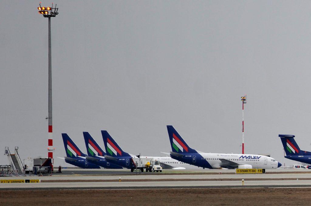 Heute vor 9 Jahren landete der letzte MALÉV Flug in Budapest