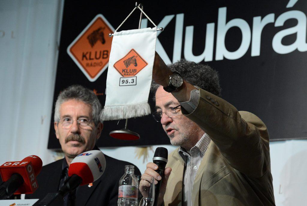 """Klubrádió: Das Verfahren des Medienrates """"rechtswidrig, diskriminierend"""""""