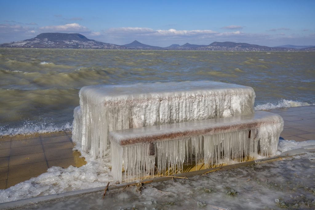 Rekordkälte: Temperatur fällt auf minus 35,5 Grad
