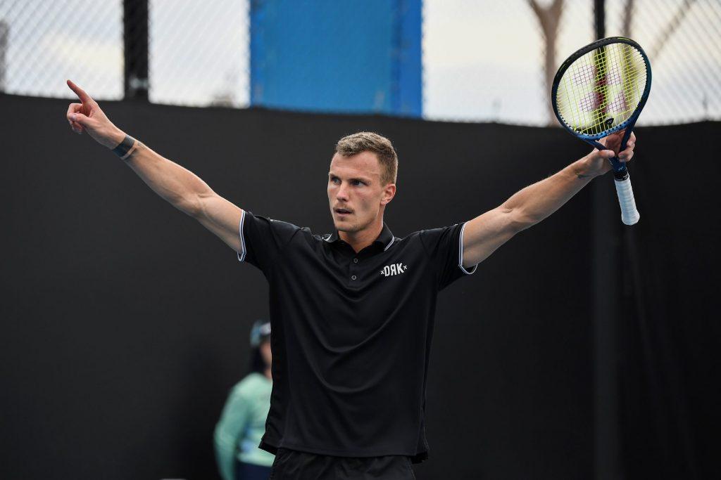 Murray River Open: Márton Fucsovics siegt gegen früheren French Open-Halbfinalisten