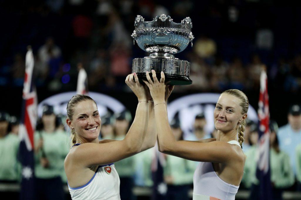 Australian Open: Titelverteidiger Babos tritt vom Damendoppel zurück