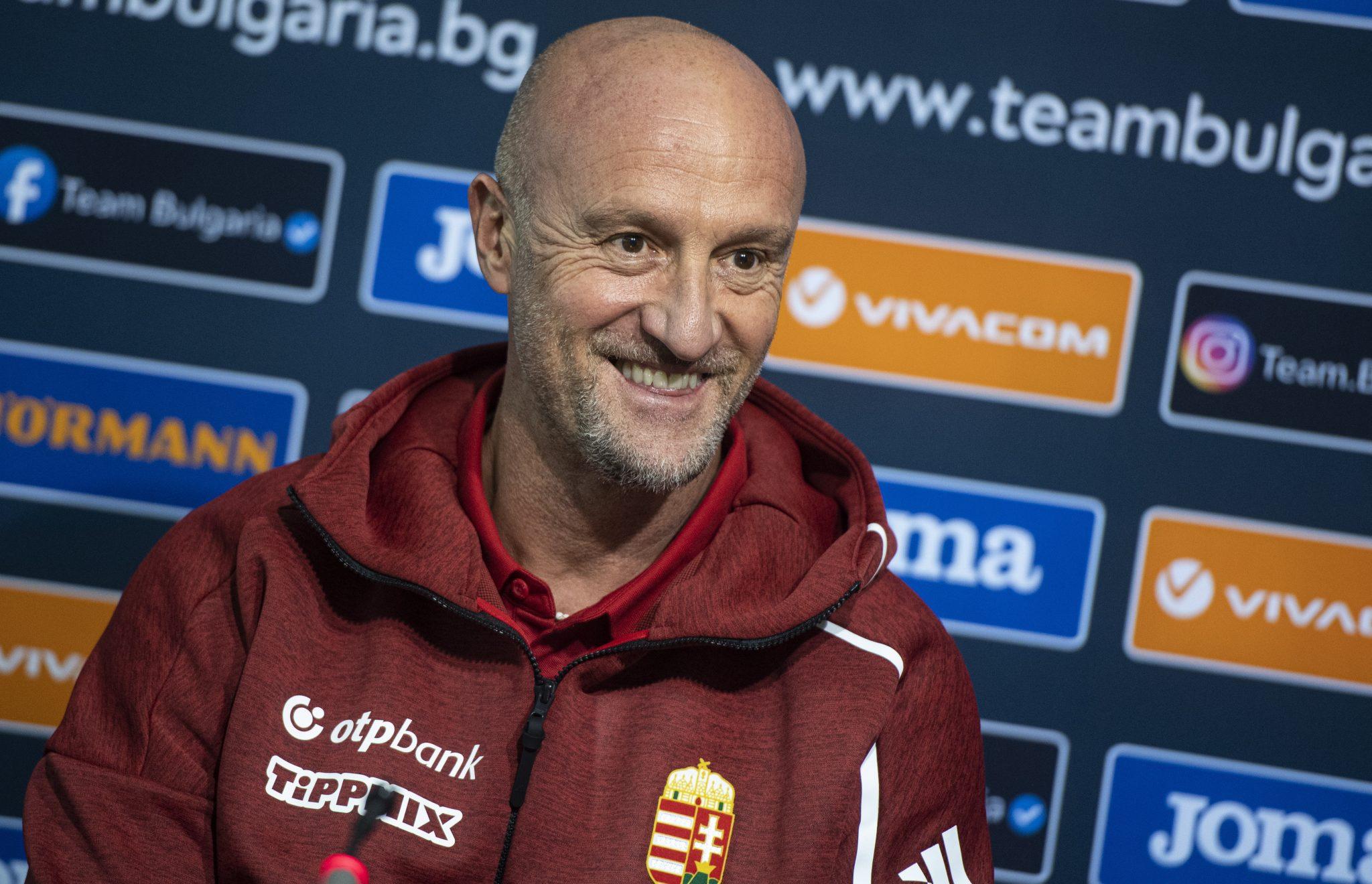 Cheftrainer Rossi über den ungarischen Fußballerfolg: