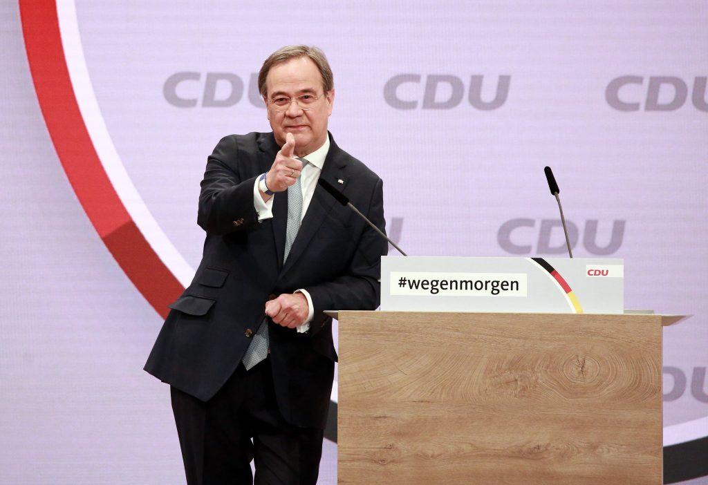 """Laschet über Fidesz Mitgliedschaft: """"Es gibt keinen Grund, an der Aussetzung etwas zu ändern"""""""