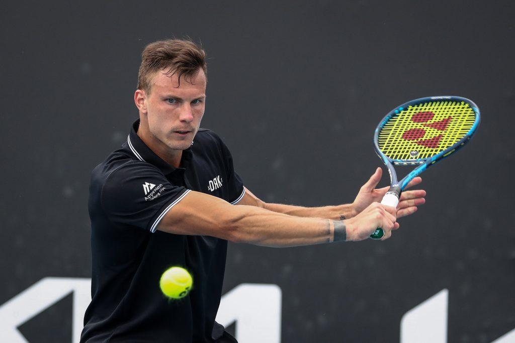 Australian Open: Fucsovics unterliegt Raonic