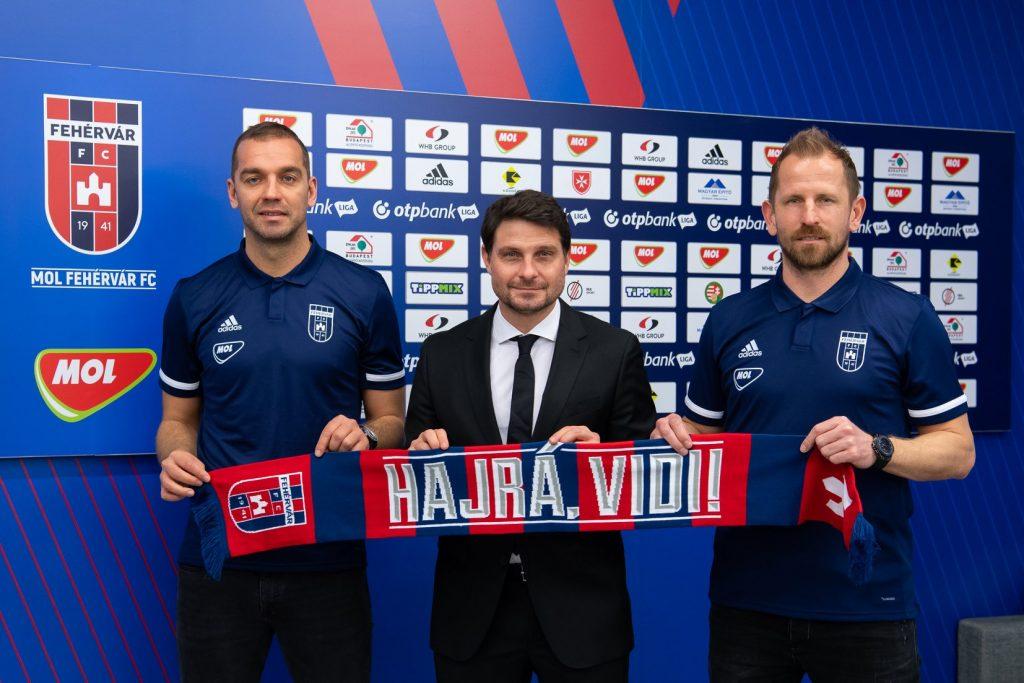 ÖFB-Teamchef-Assistent Imre Szabics ist neuer Trainer von MOL Fehérvár FC