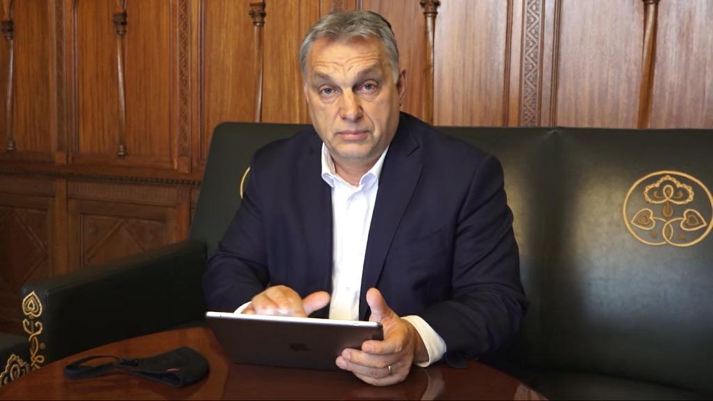 Orbán fordert alle auf, an der Nationalen Konsultation teilzunehmen