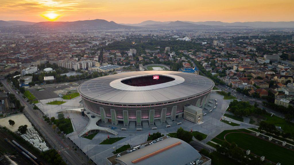 Budapester Puskás-Arena unter den renommiertesten zeitgenössischen Bauwerken Europas