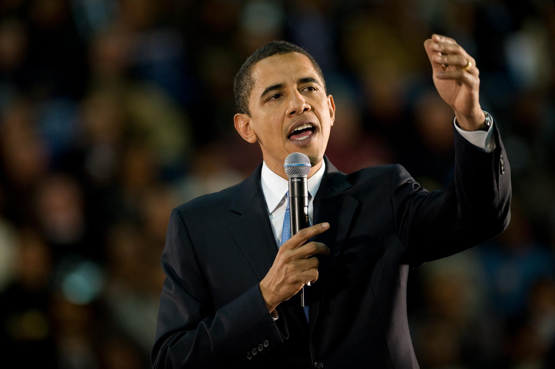 Ehemaliger US-Präsident Obama: