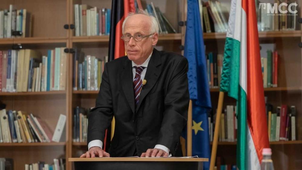 """Deutscher Botschafter am MCC: """"Wir müssen in der Kommunikation die gemeinsamen europäischen Interessen stärker in den Vordergrund stellen"""" post's picture"""