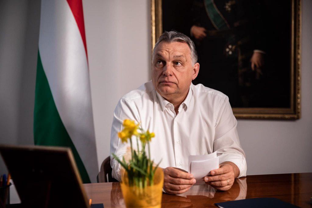 """Orbán: """"Ungarns Impfrate überholt die von Deutschland und Österreich"""""""