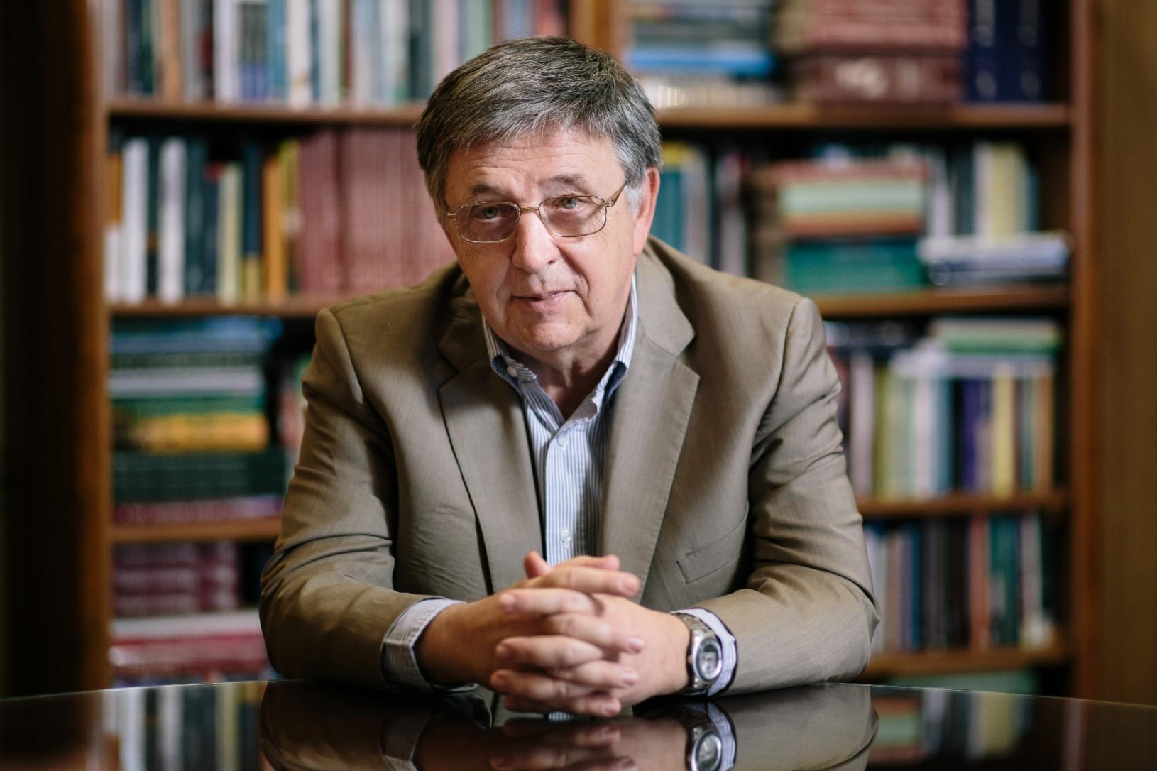 Der ungarische Mathematiker László Lovász erhielt den