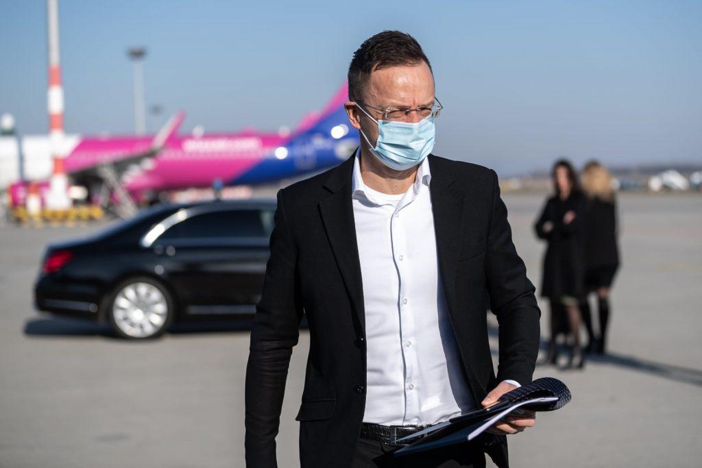 """Außenminister: """"West-Balkan ist unter dem doppelten Druck von Migration und Pandemie"""""""