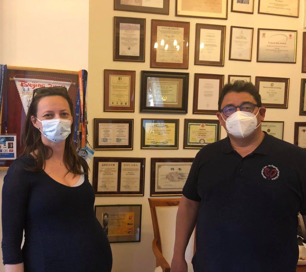 Ungarn beginnt mit der Impfung schwangerer Frauen