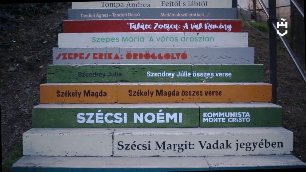 """""""Einfluss der Frauen in der ungarischen Literatur"""""""