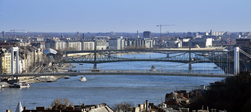Budapest springt auf den 85. Platz im globalen Finanzplatzindex