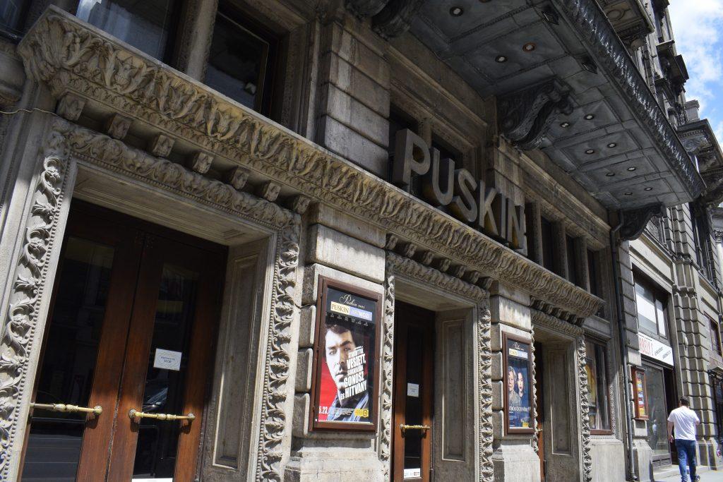 Budapester Puskin ist unter den schönsten Kinos der Welt