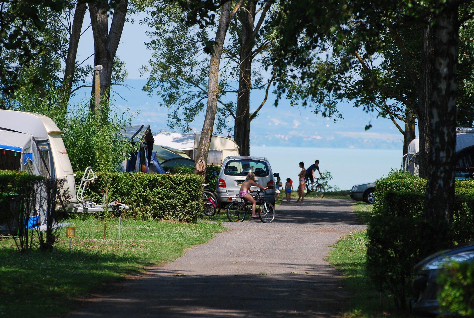 Plattensee: Campingplätze garantieren auch gegenwärtig sicheren Urlaub