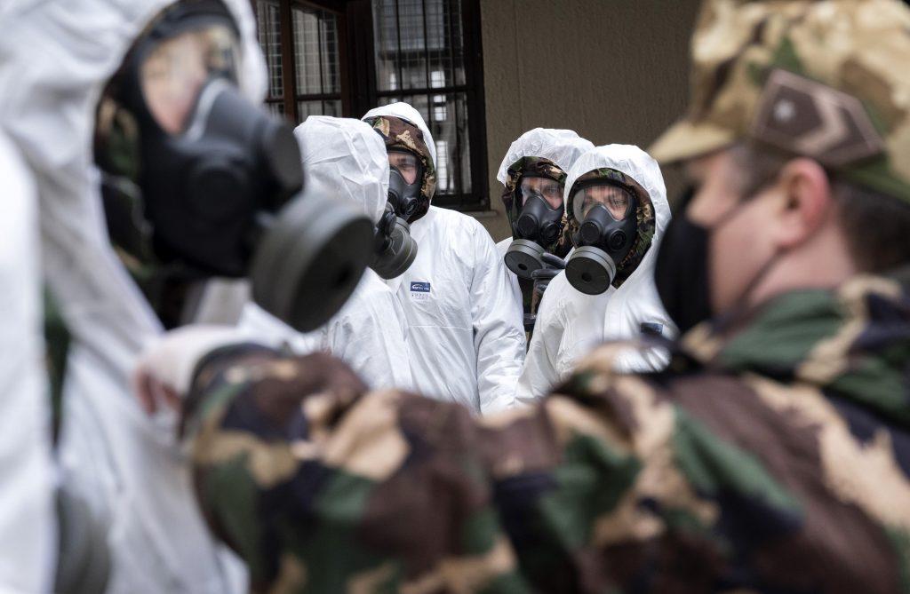 Coronavirus: Sonderurlaub für alle, die an der Verteidigung teilnahmen post's picture