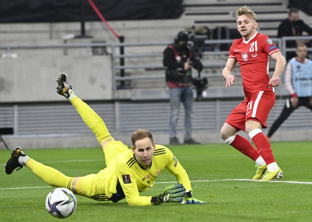 WM-Qualifikation: Ungarn spielt unentschieden gegen Polen