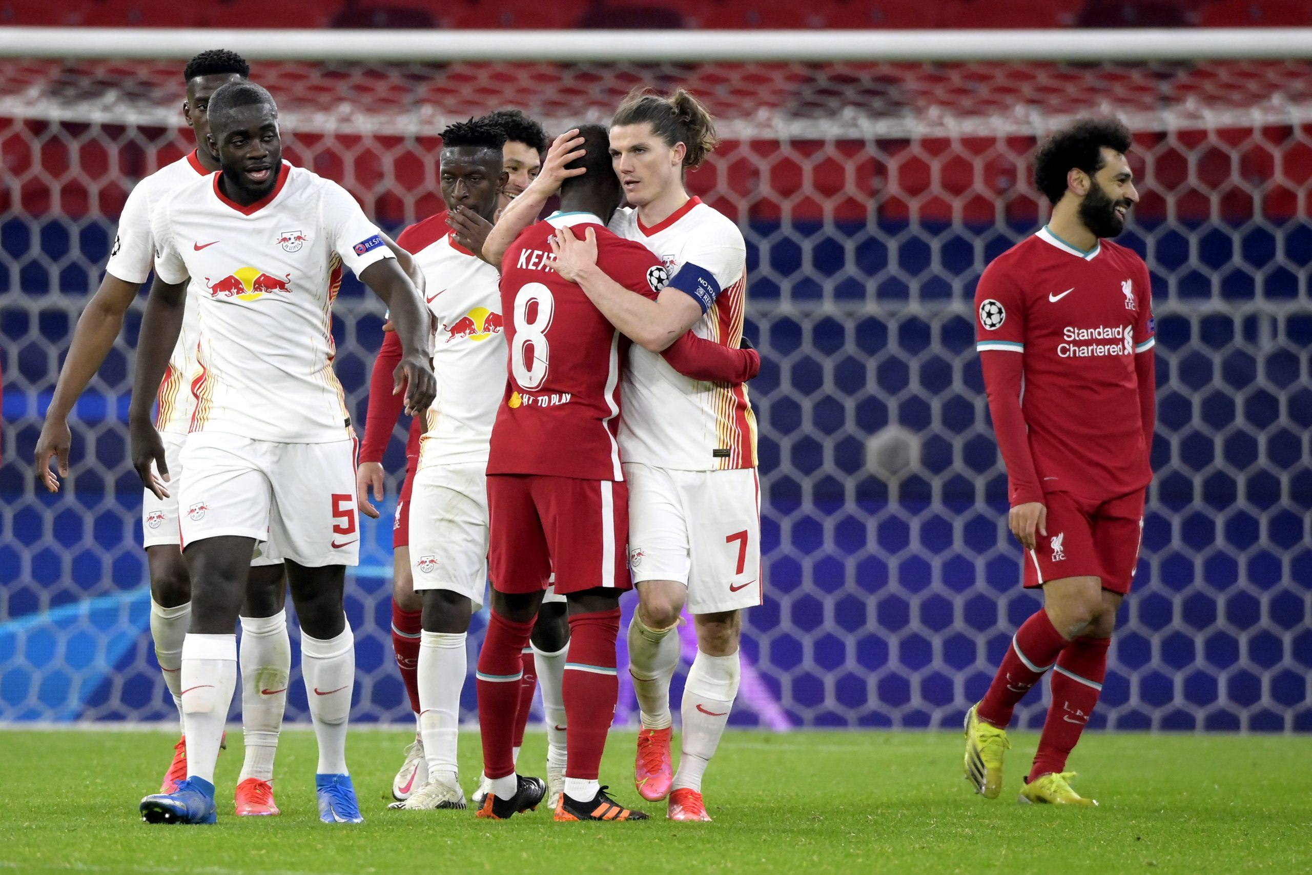 Champions League: Liverpool schlägt Leipzig in Budapest erneut mit 2-0