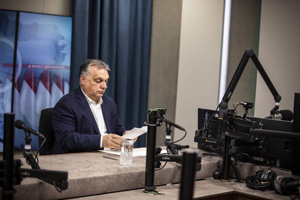 """Orbán: """"Gymnasien öffnen erst am 10. Mai, Abitur findet nur schriftlich statt"""""""