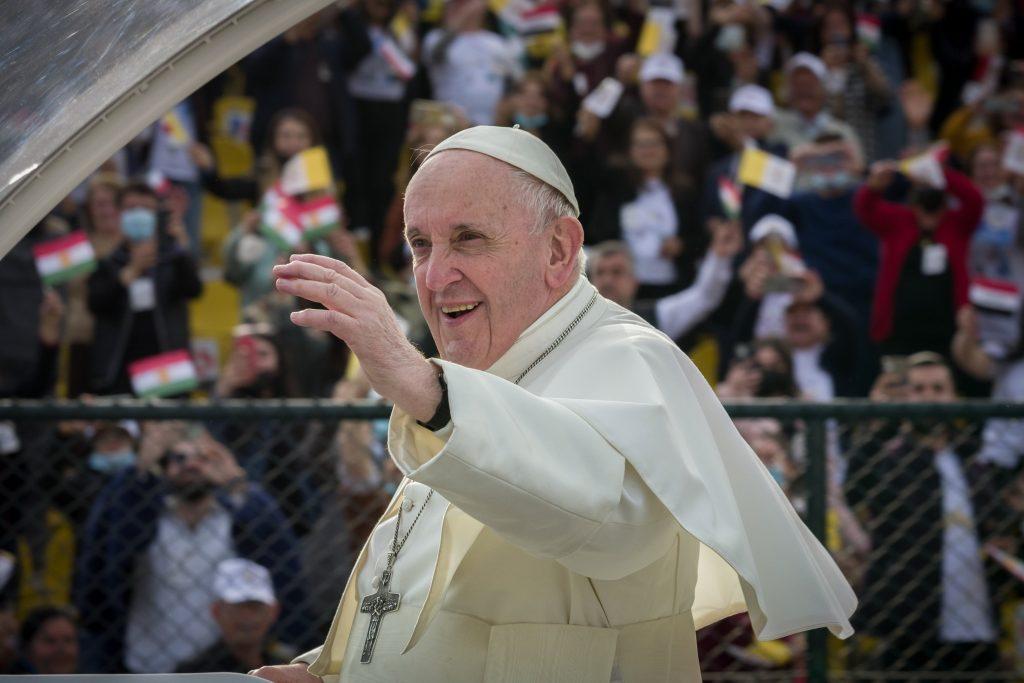 Papst Franziskus besucht Ungarn