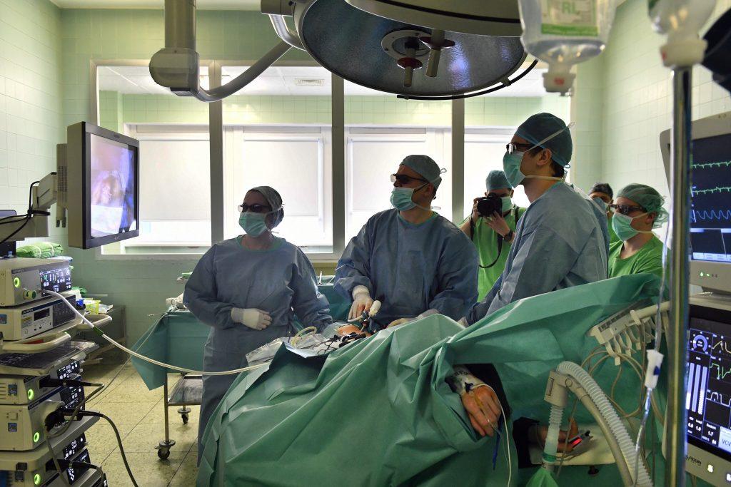 Eintagschirurgische Operationen wegen Corona ausgesetzt