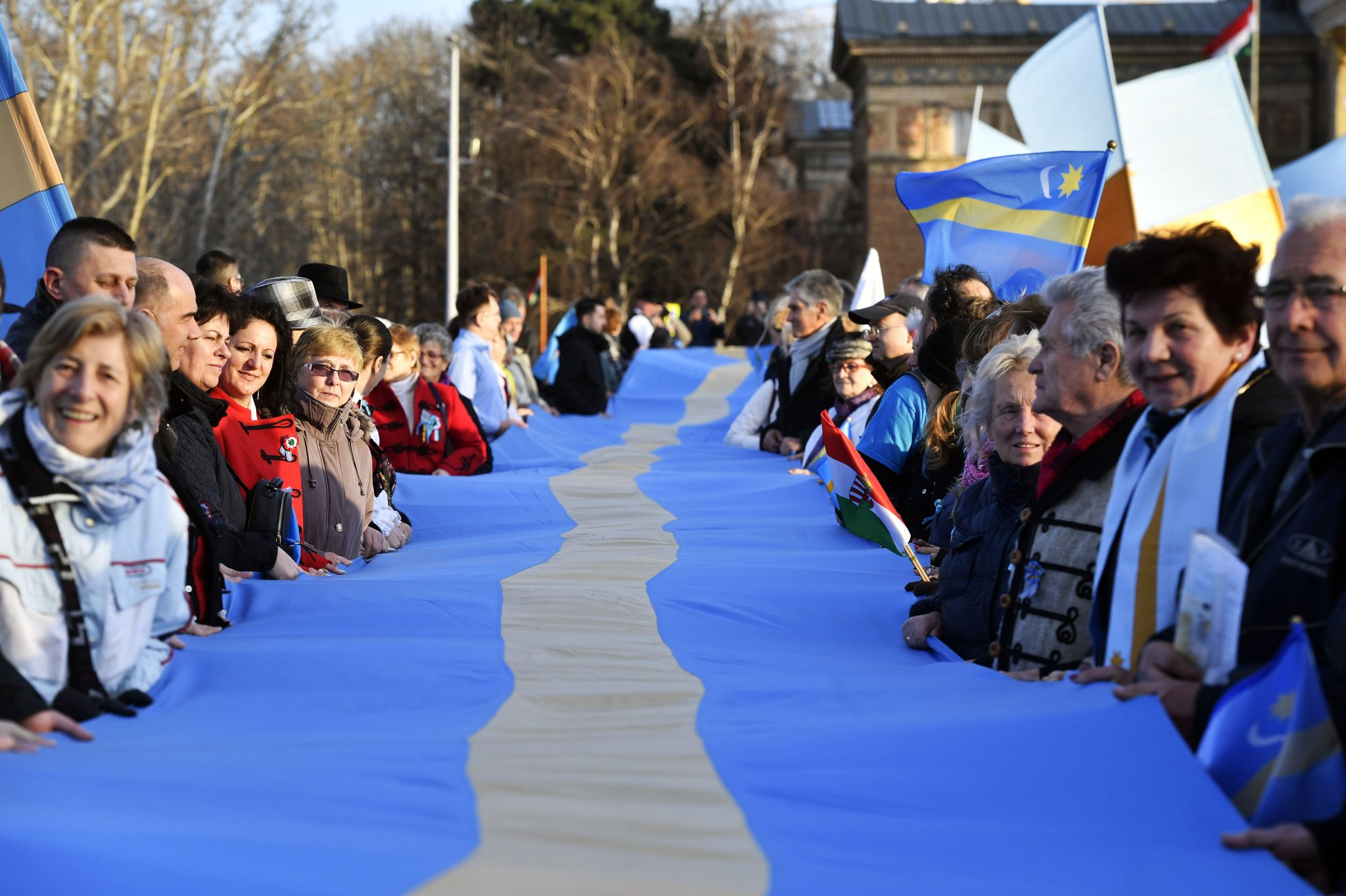 10. März: Tag der Freiheit der Szekler