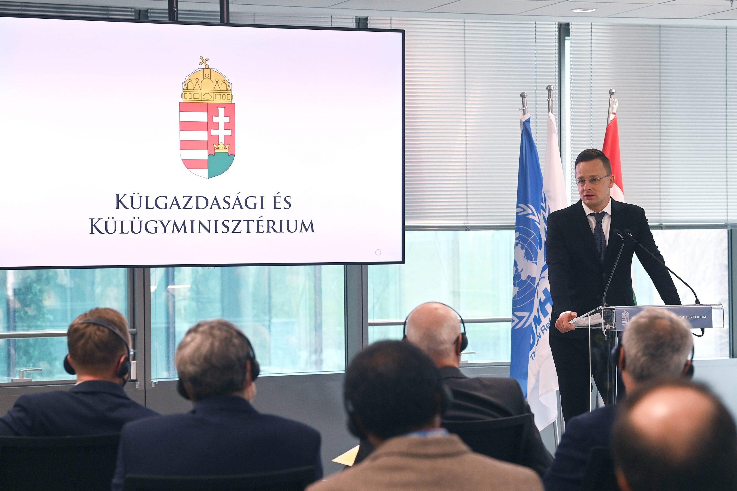 Außenminister: