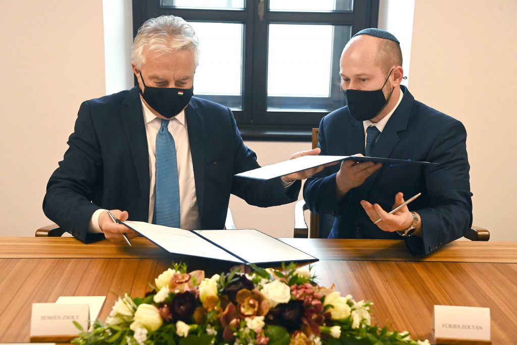 Regierung schließt Vereinbarung mit neuer jüdischer Organisation post's picture