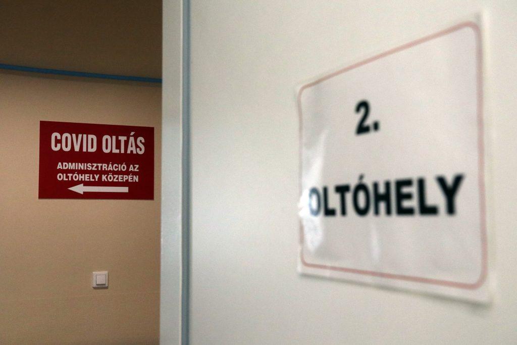 Impfzentrum in Budapest ausgeraubt