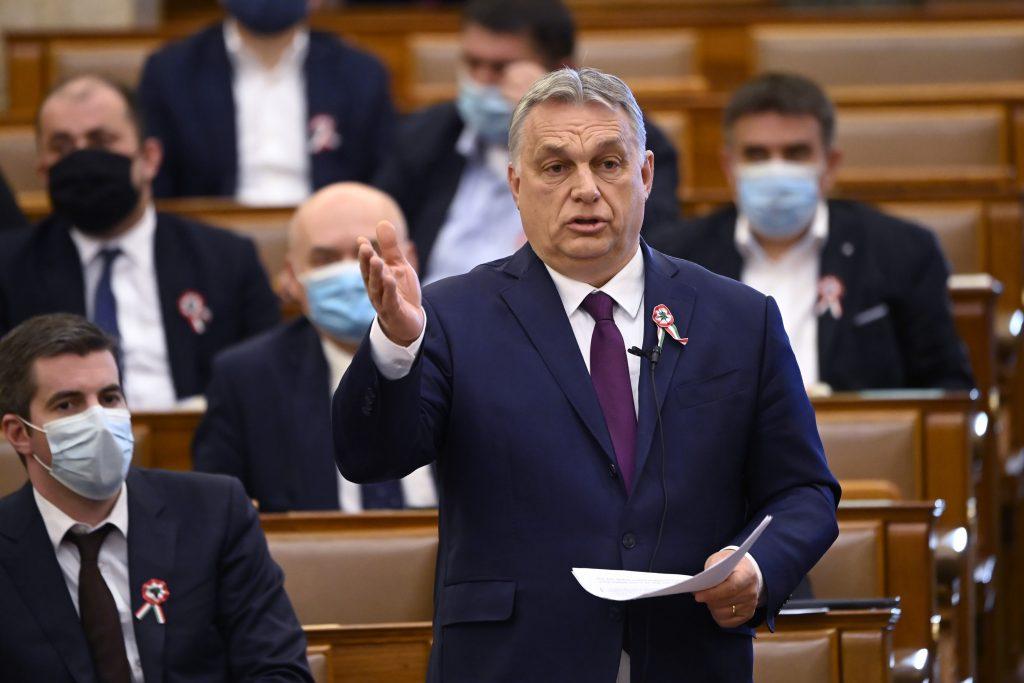 Nezőpont-Umfrage: Vorsprung der Fidesz-KDNP wächst
