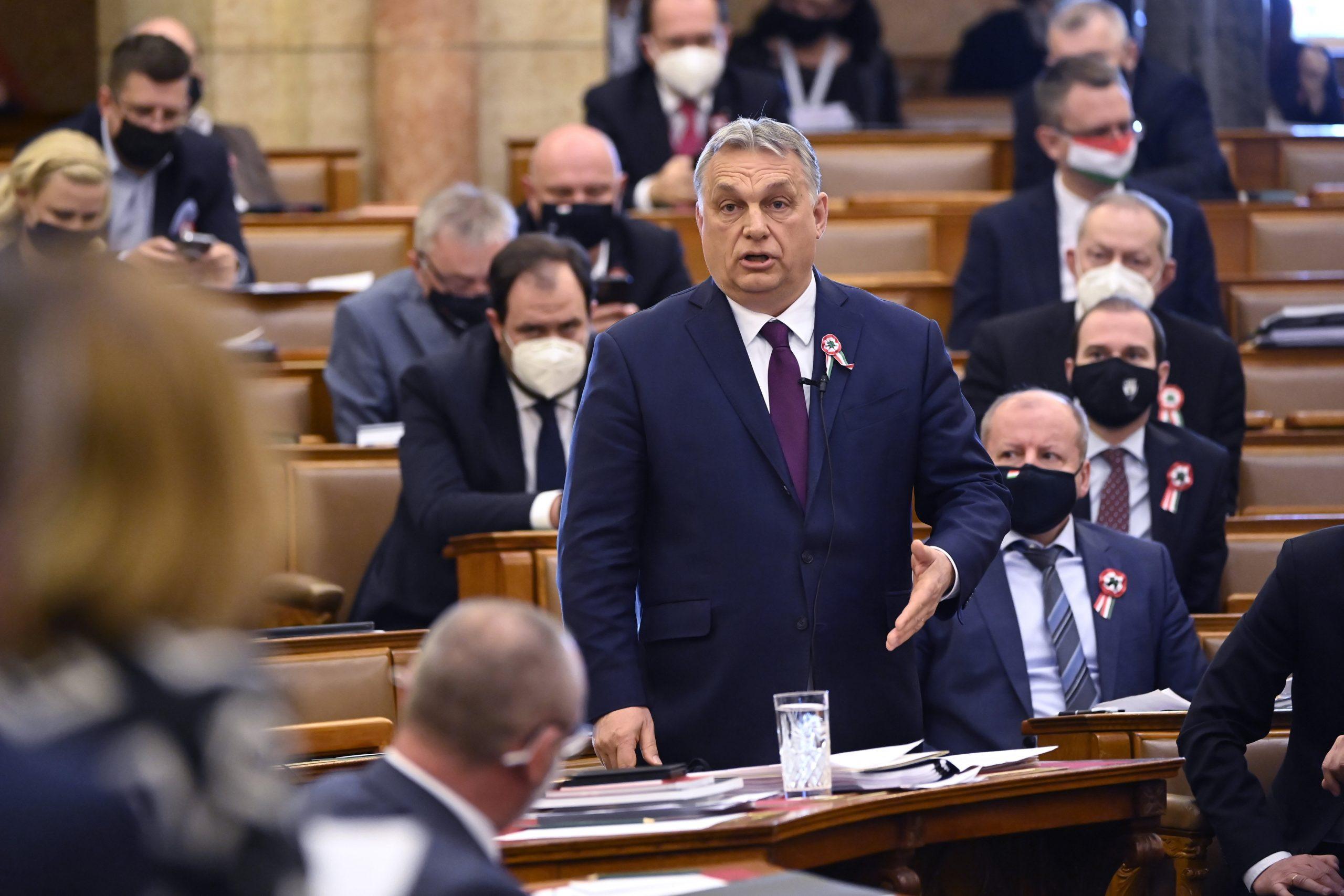 BUDAPOST: Parlamentswahl 2022: Regierungslager zuversichtlich