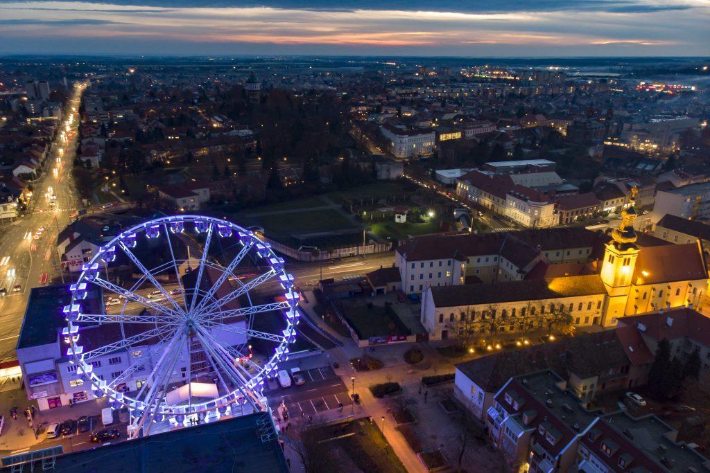 Glücklichste Stadt Ungarns enthüllt