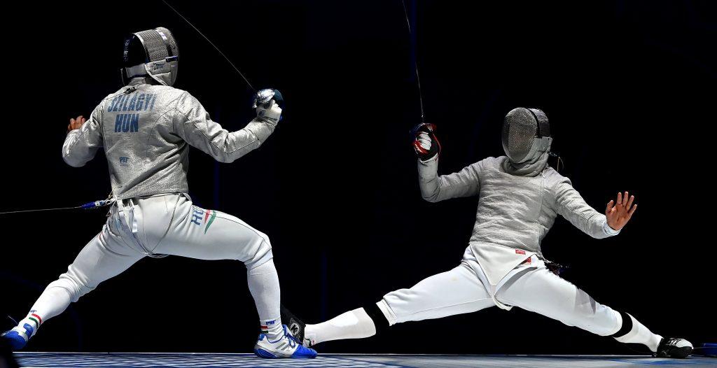 Fecht-Weltcup in Budapest: Ungarische Säbelfechter waren erfolgreich